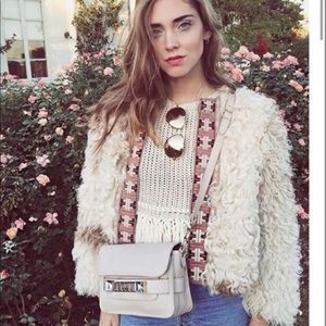 Knitz by For Love and Lemons Boho Fringe Sweater